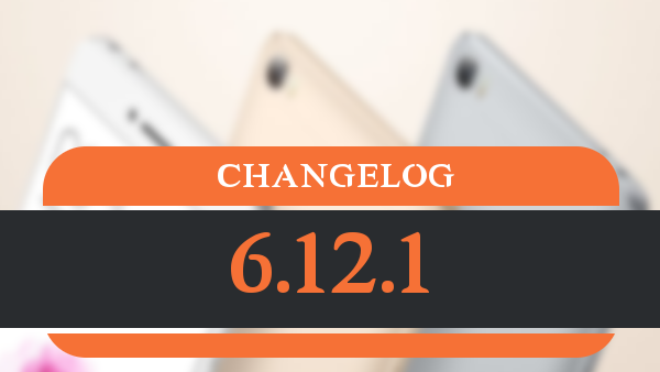 changelog_6.12.1