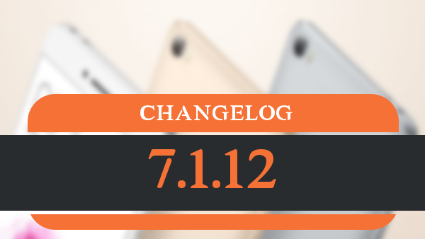 changelog_7.1.12
