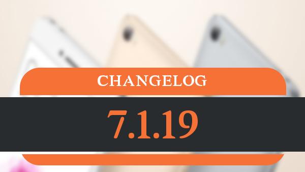 changelog_7.1.19