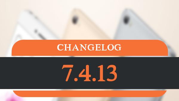changelog_7.4.13