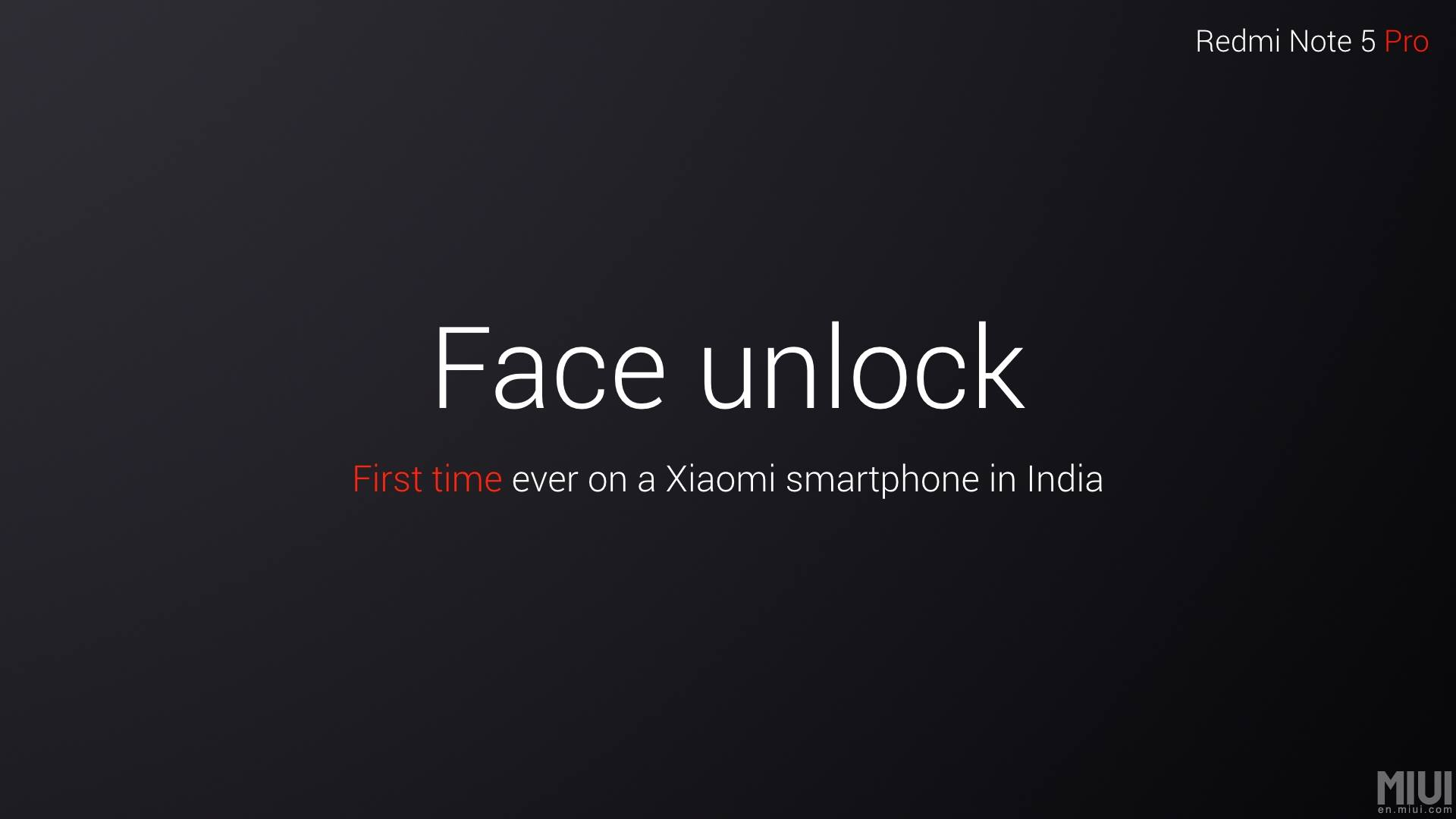 RedMi Note 5 Pro launched with Selfie Light, Face Unlock and