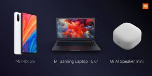 Xiaomi released brand new Gaming Laptop and Mi AI Speaker Mini