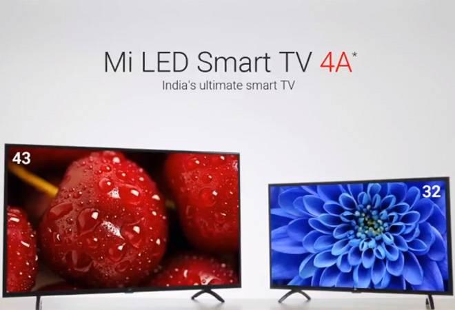 Xiaomi Mi TV 4A launched in India starting at 215 $ - mi-globe com