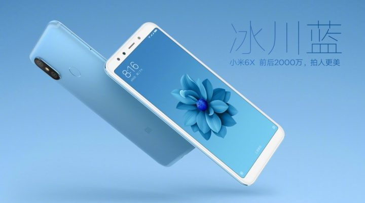 Xiaomi Mi 6X with 20MP Dual Camera Coming on 25th April