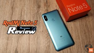 RedMi Note 5 Performance Review