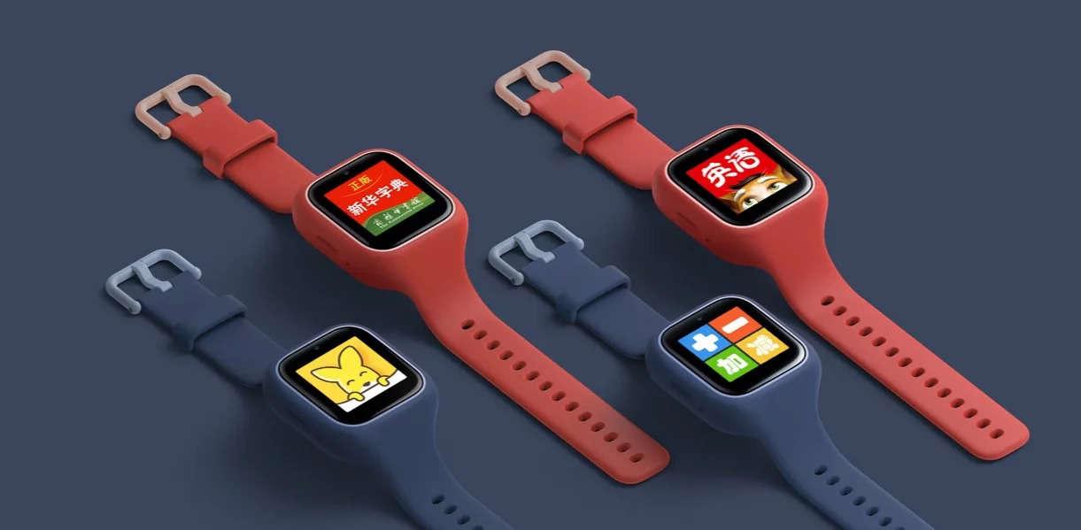 mi bunny smartwatch